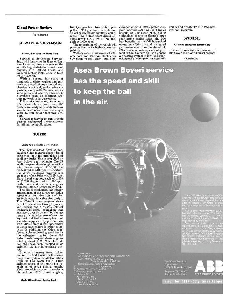 Maritime Reporter Magazine, page 33,  Jul 1989 New Jersey