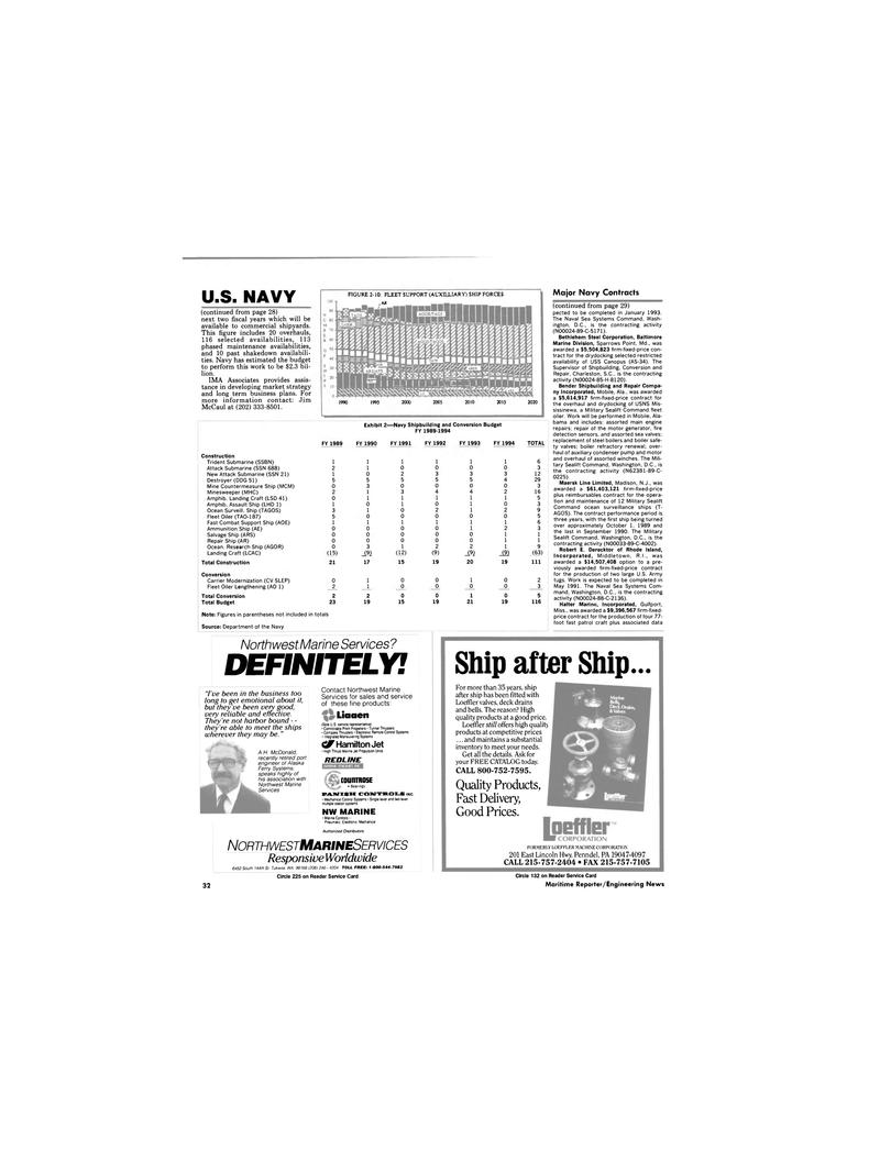 Maritime Reporter Magazine, page 30,  Dec 1989