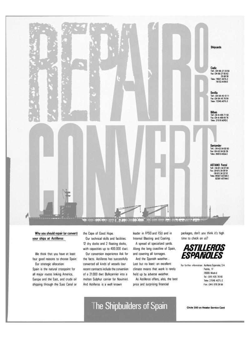 Maritime Reporter Magazine, page 33,  Feb 1991