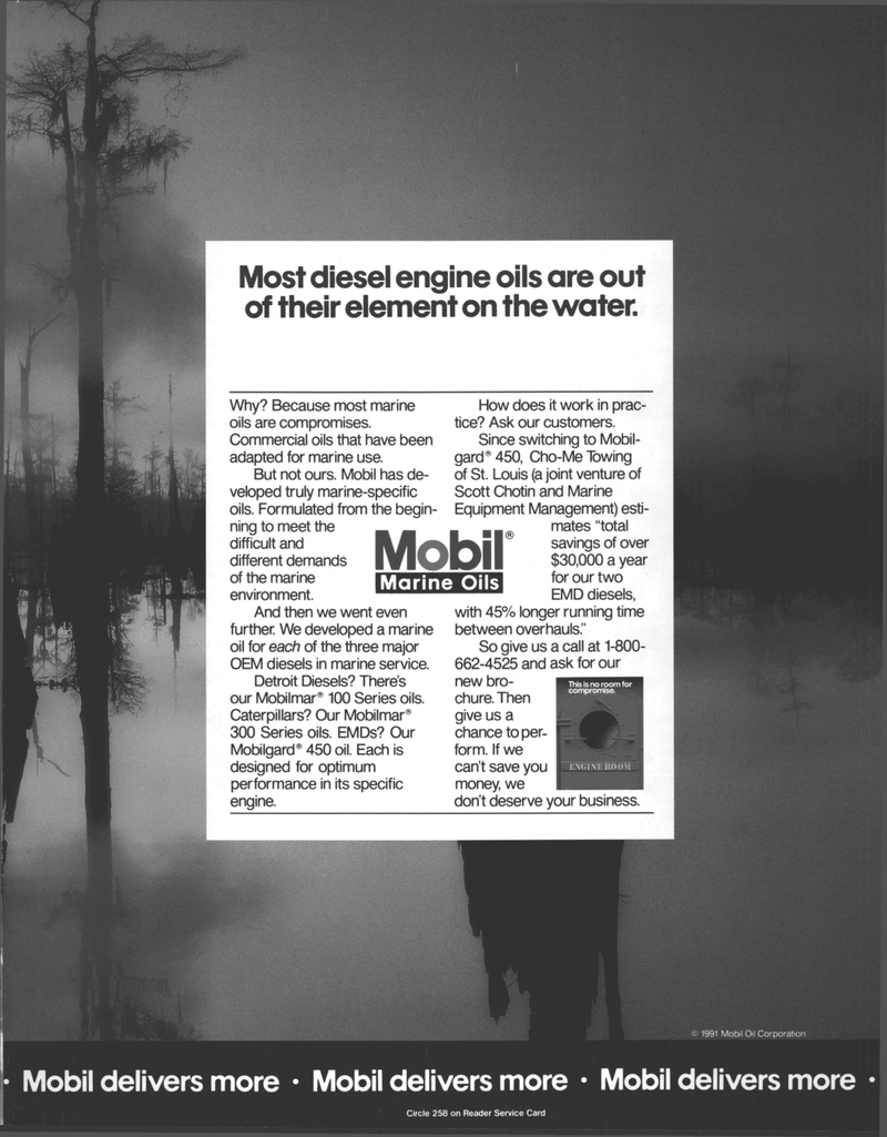 Maritime Reporter Magazine, page 47,  Mar 1992