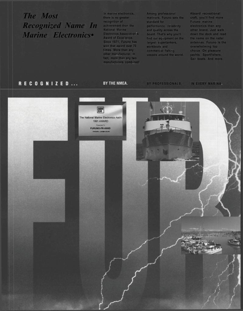 Maritime Reporter Magazine, page 62,  Mar 1992
