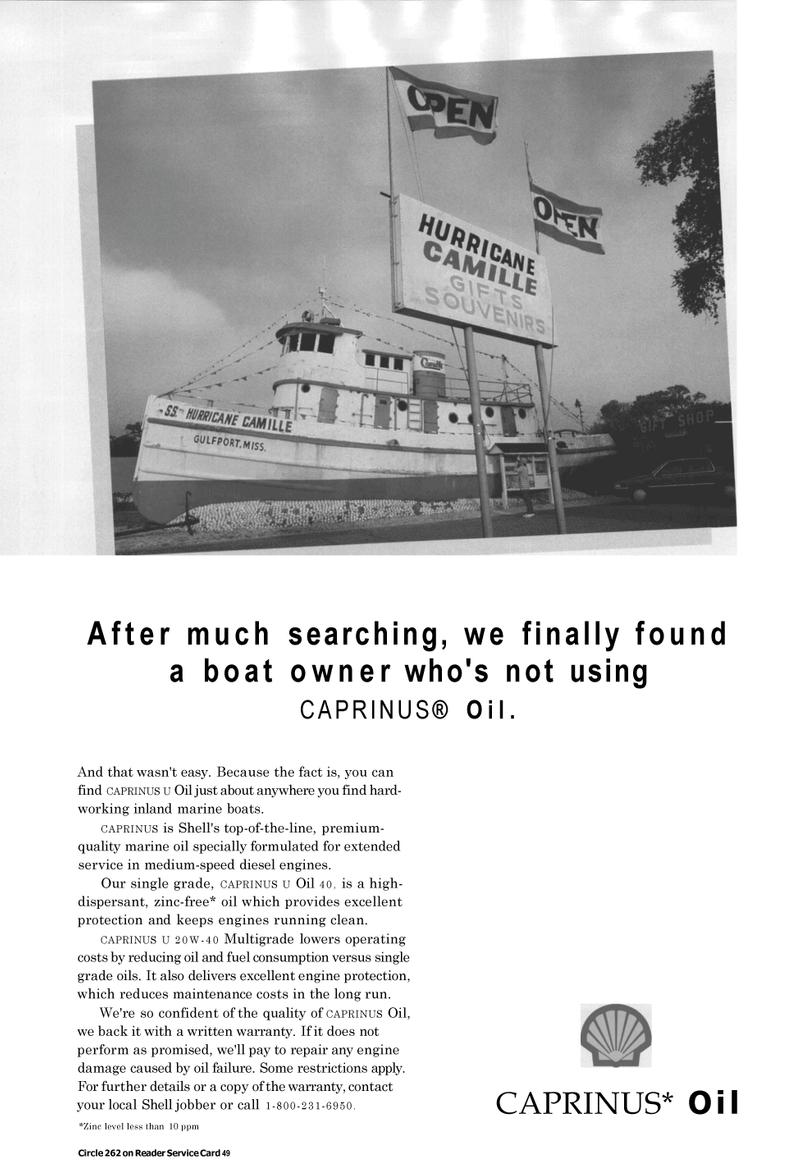 Maritime Reporter Magazine, page 6,  Jul 1992