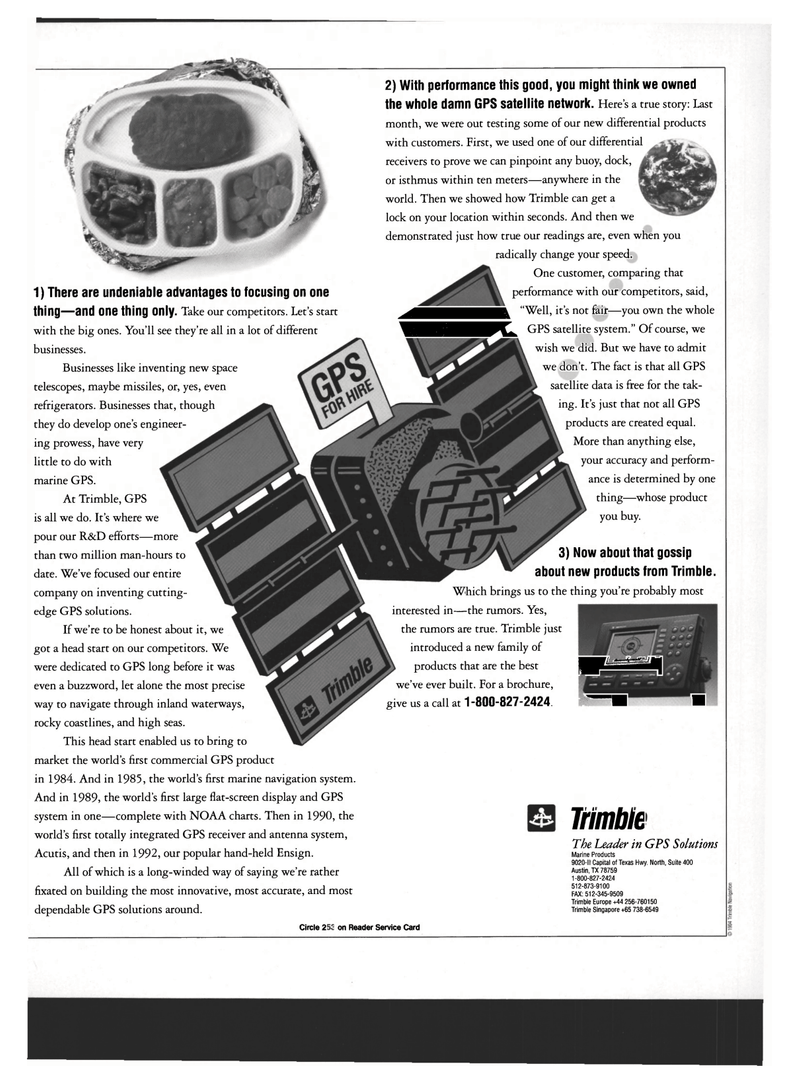 Maritime Reporter Magazine, page 15,  Mar 1994 National Oceanic and Atmospheric Administration