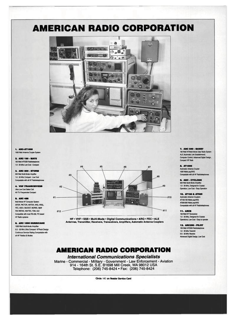 United Nations, Maritime Reporter Magazine June 1994 #3