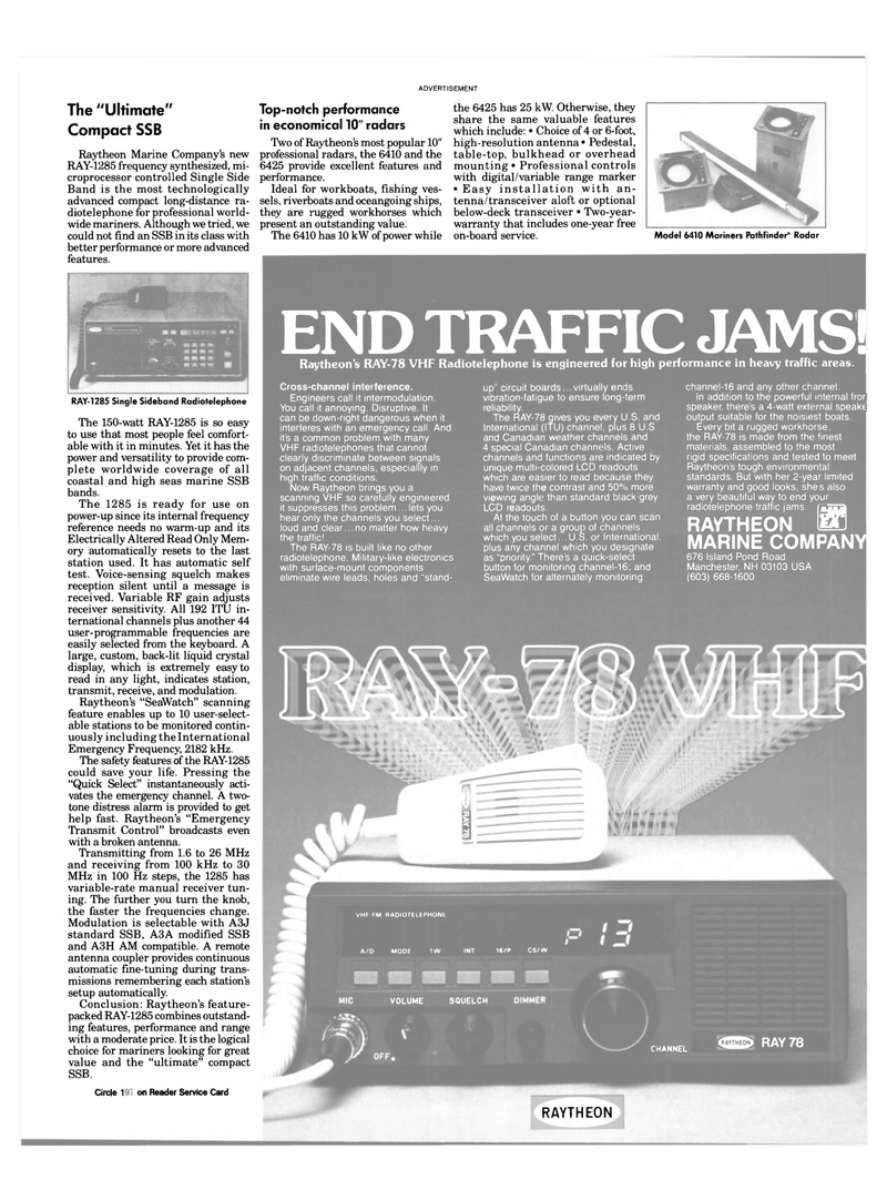 Maritime Reporter Magazine, page 21,  Sep 15, 1994 electronics