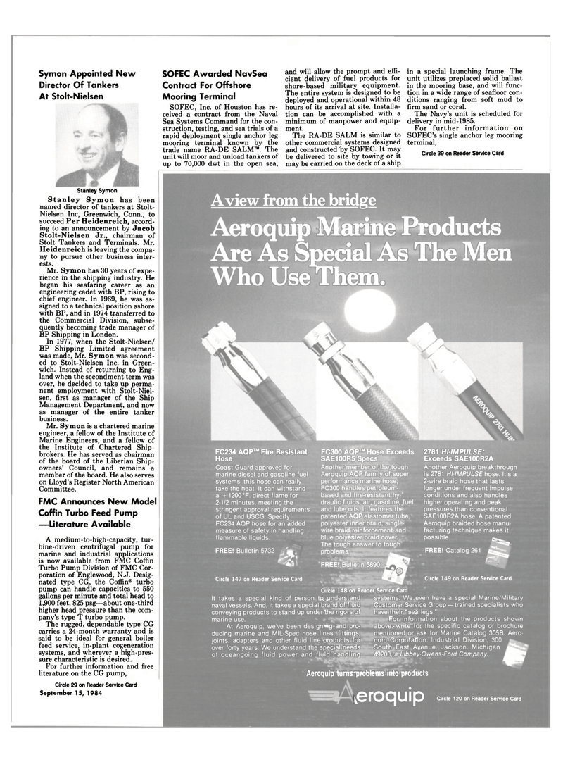 Maritime Reporter Magazine, page 3,  Sep 15, 1994 FC234