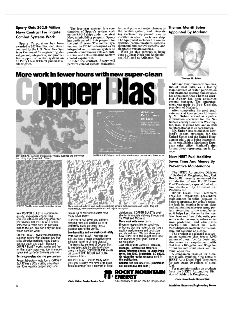 Maritime Reporter Magazine, page 4,  Sep 15, 1994 New York