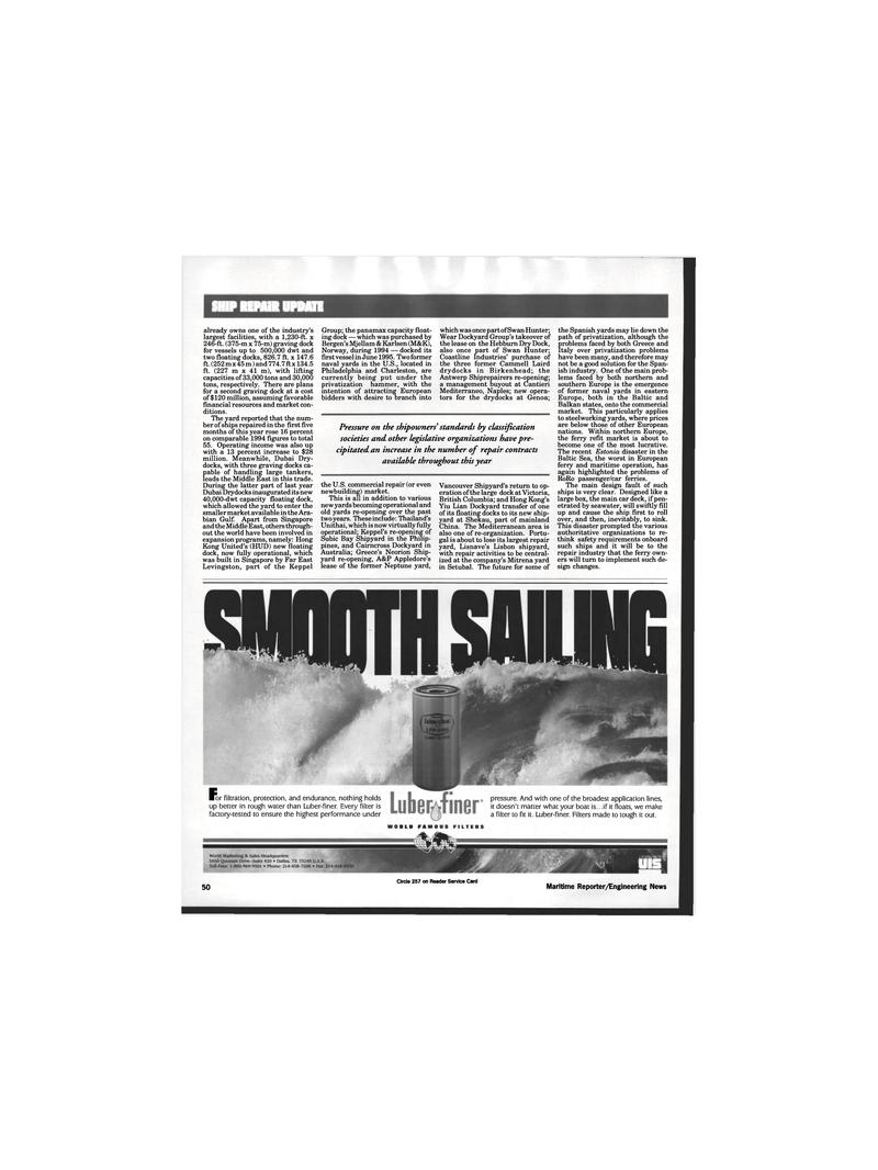 Maritime Reporter Magazine, page 48,  Oct 1995 British Columbia