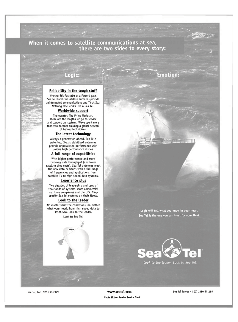 Maritime Reporter Magazine, page 41,  Mar 2000 United States Navy