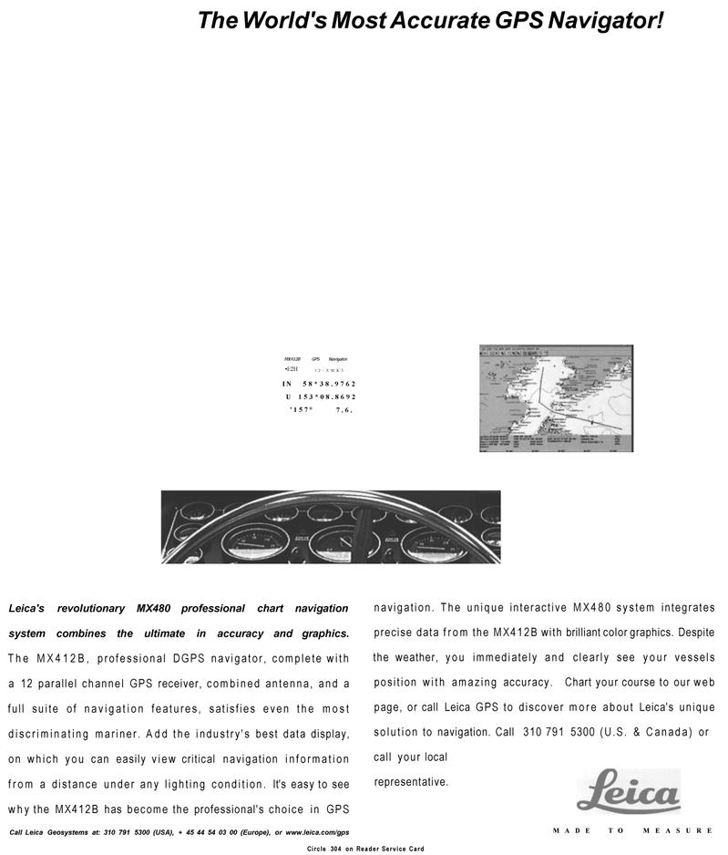 Maritime Reporter Magazine, page 3,  Mar 2001 United States