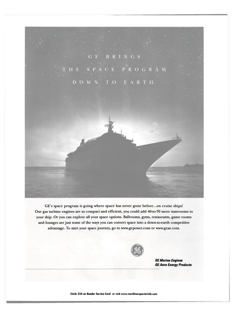 Maritime Reporter Magazine, page 26,  Mar 2002 GE