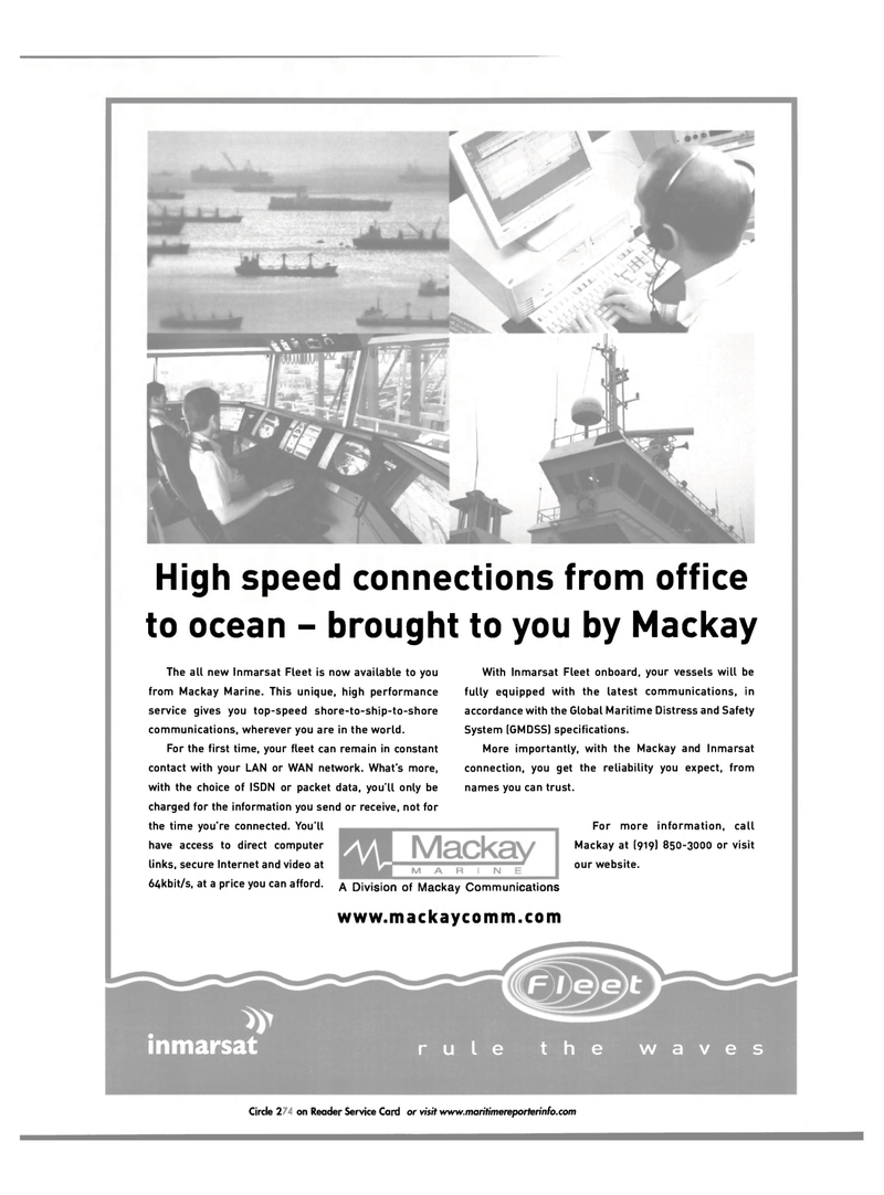 Maritime Reporter Magazine, page 47,  Mar 2002 ISDN