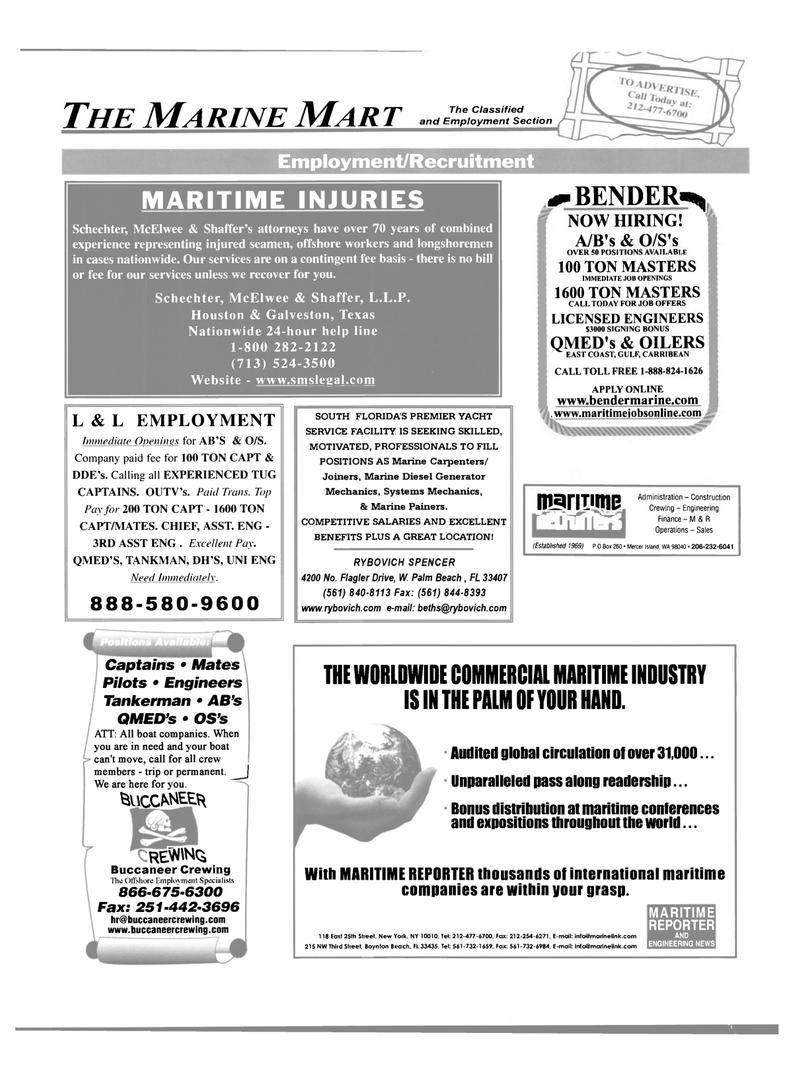 Maritime Reporter Magazine, page 58,  Jul 2003