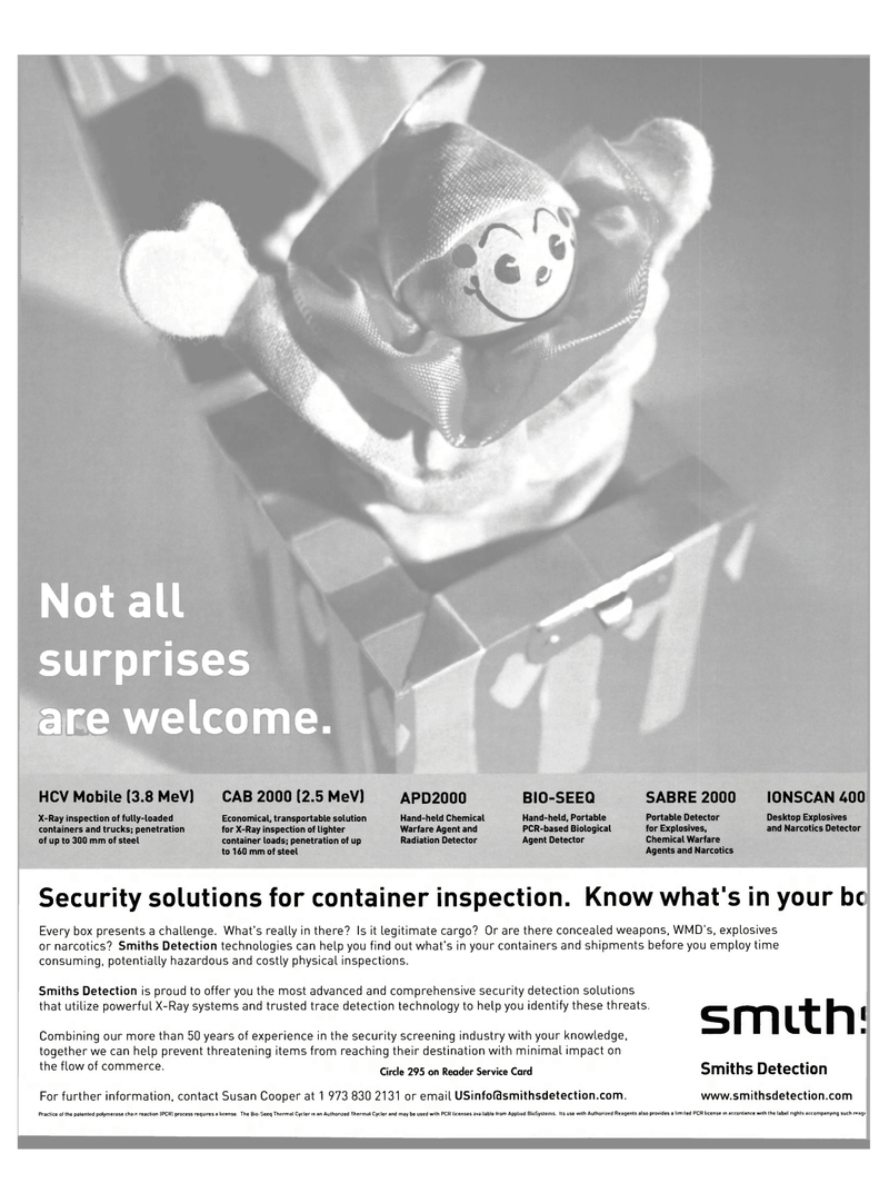 Maritime Reporter Magazine, page 43,  Mar 2004 radiation
