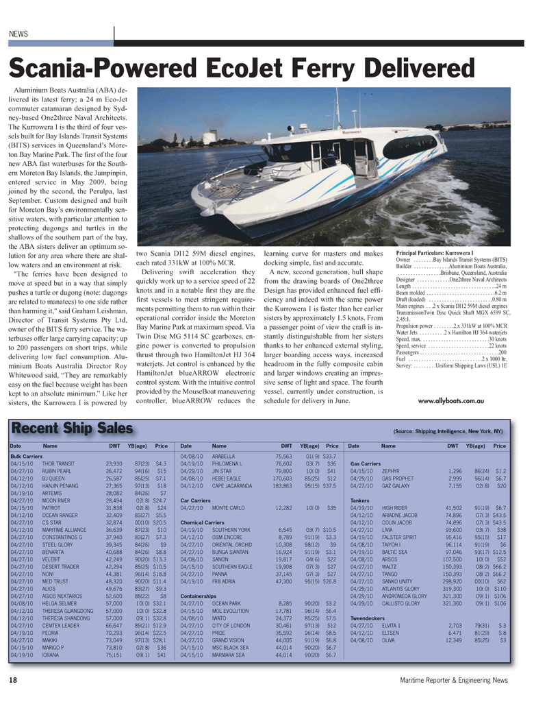 Maritime Reporter Magazine, page 18,  Jun 2, 2010 Hebei