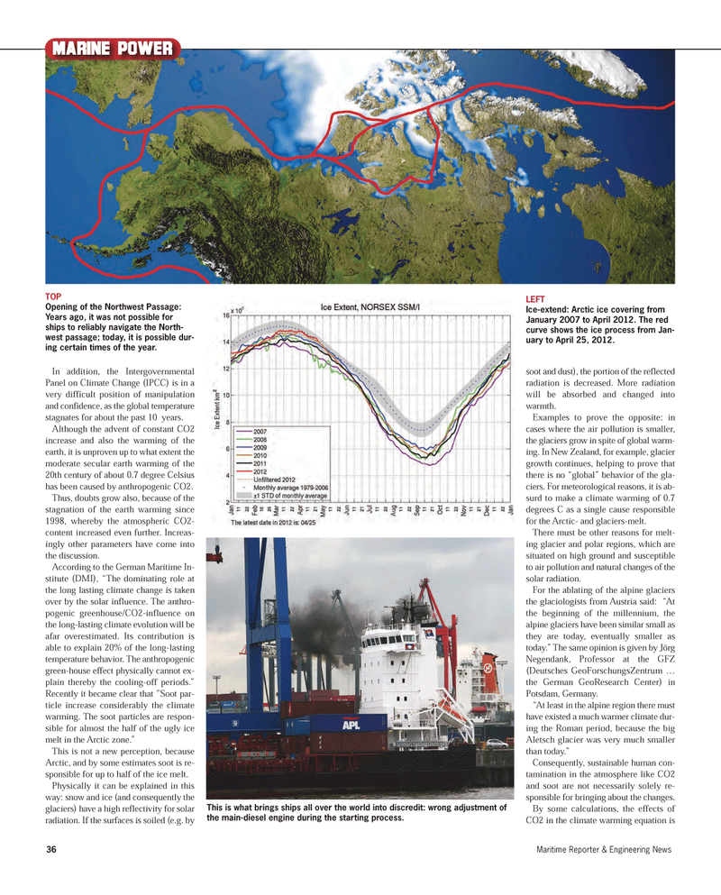 Maritime Reporter Magazine, page 36,  Sep 2012