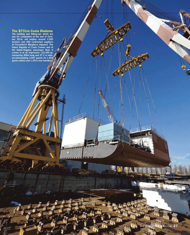Maritime Reporter Magazine, page 27,  Feb 2013