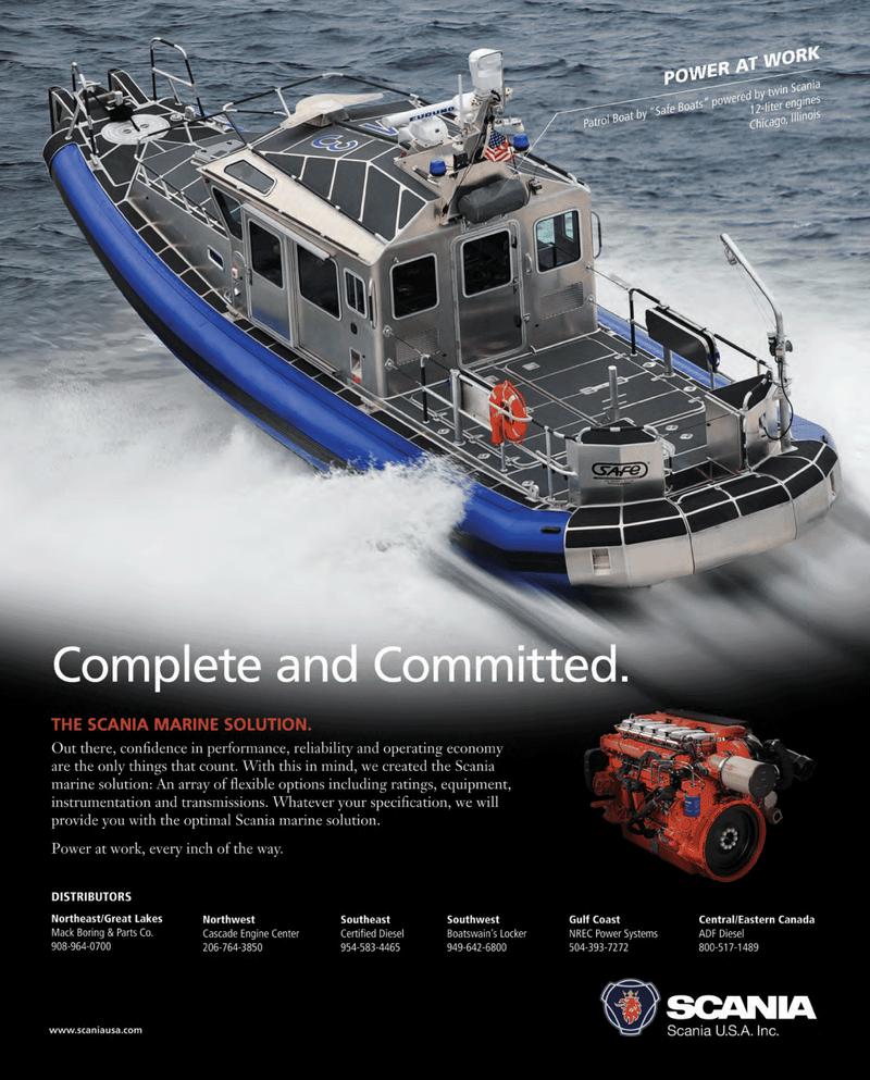Maritime Reporter Magazine, page 1,  Mar 2013