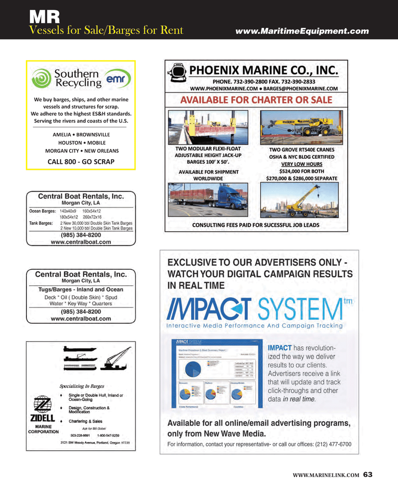 Maritime Reporter Magazine, page 63,  Mar 2013