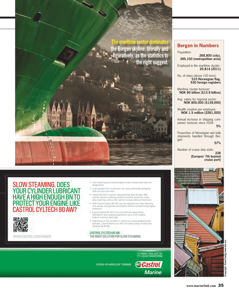 Maritime Reporter Magazine, page 35,  May 2013