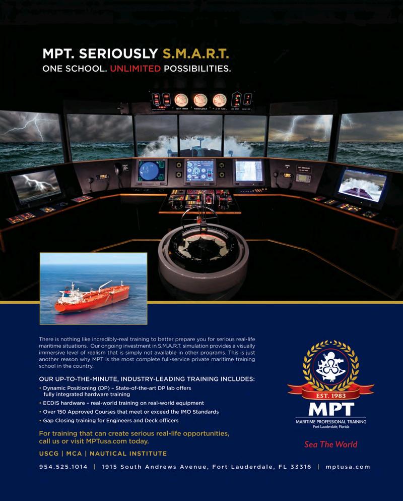 Maritime Reporter Magazine, page 37,  Mar 2015