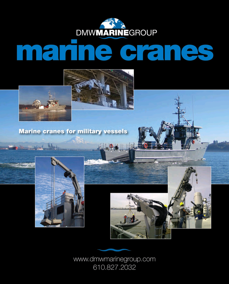 Maritime Reporter Magazine, page 3,  Mar 2015