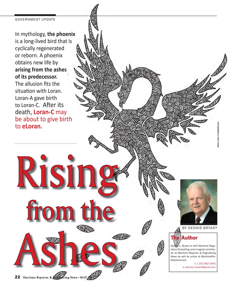 Maritime Reporter Magazine, page 22,  May 2015