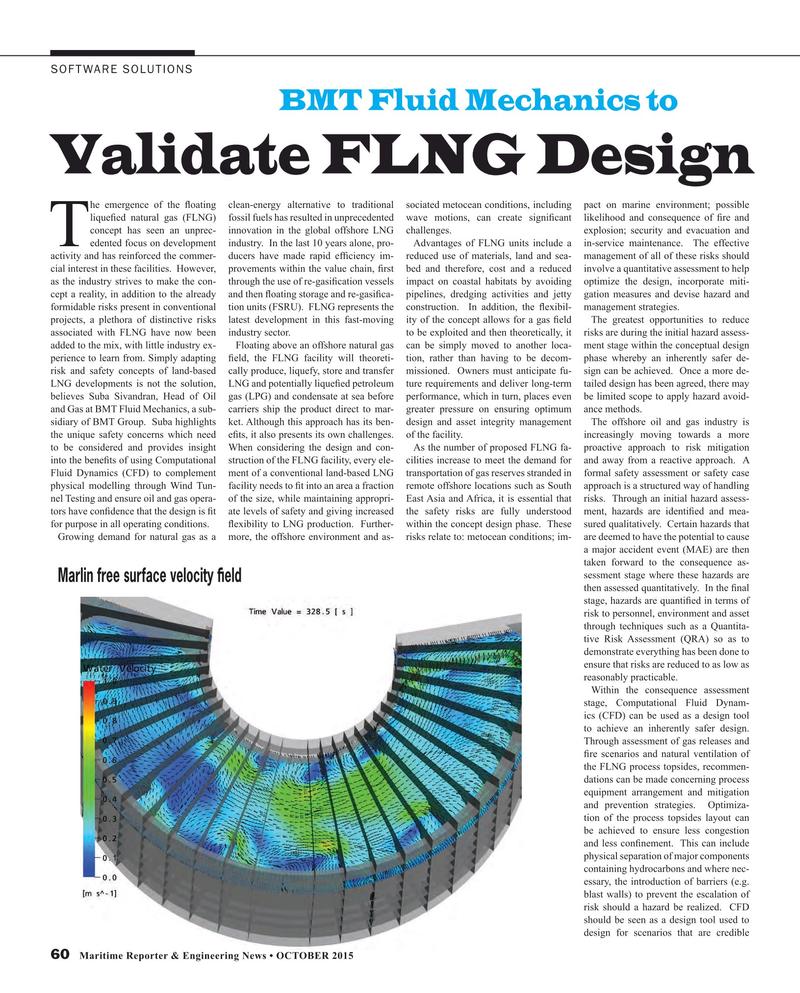 Maritime Reporter Magazine, page 60,  Oct 2015