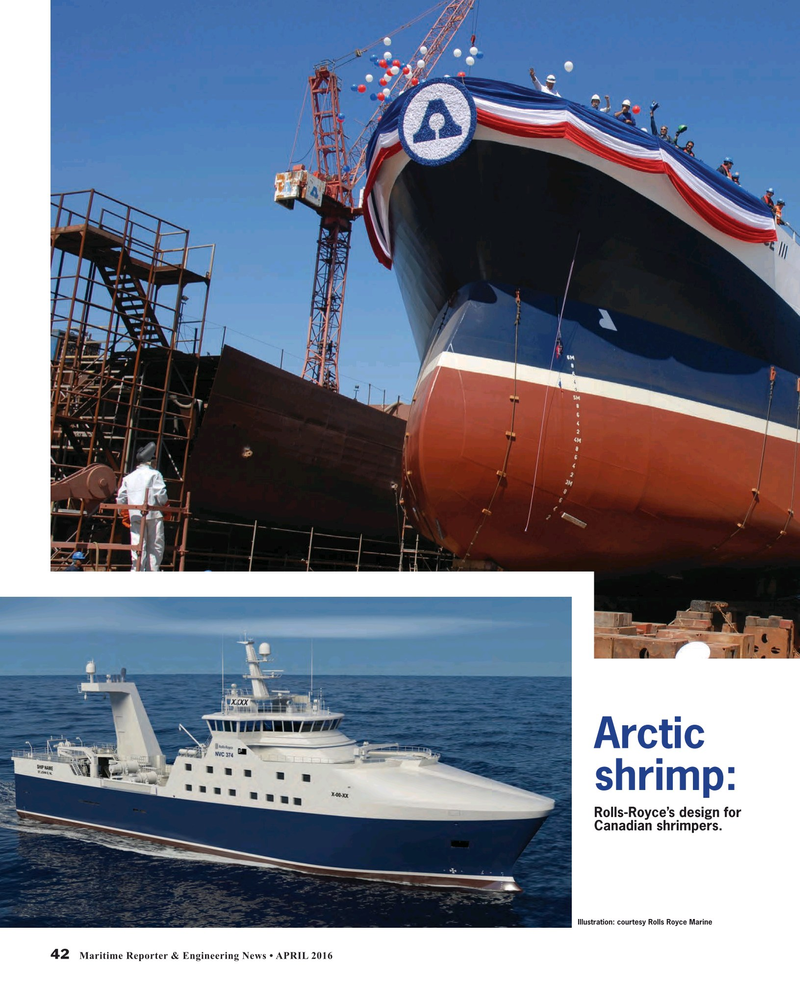 Maritime Reporter Magazine, page 42,  Apr 2016
