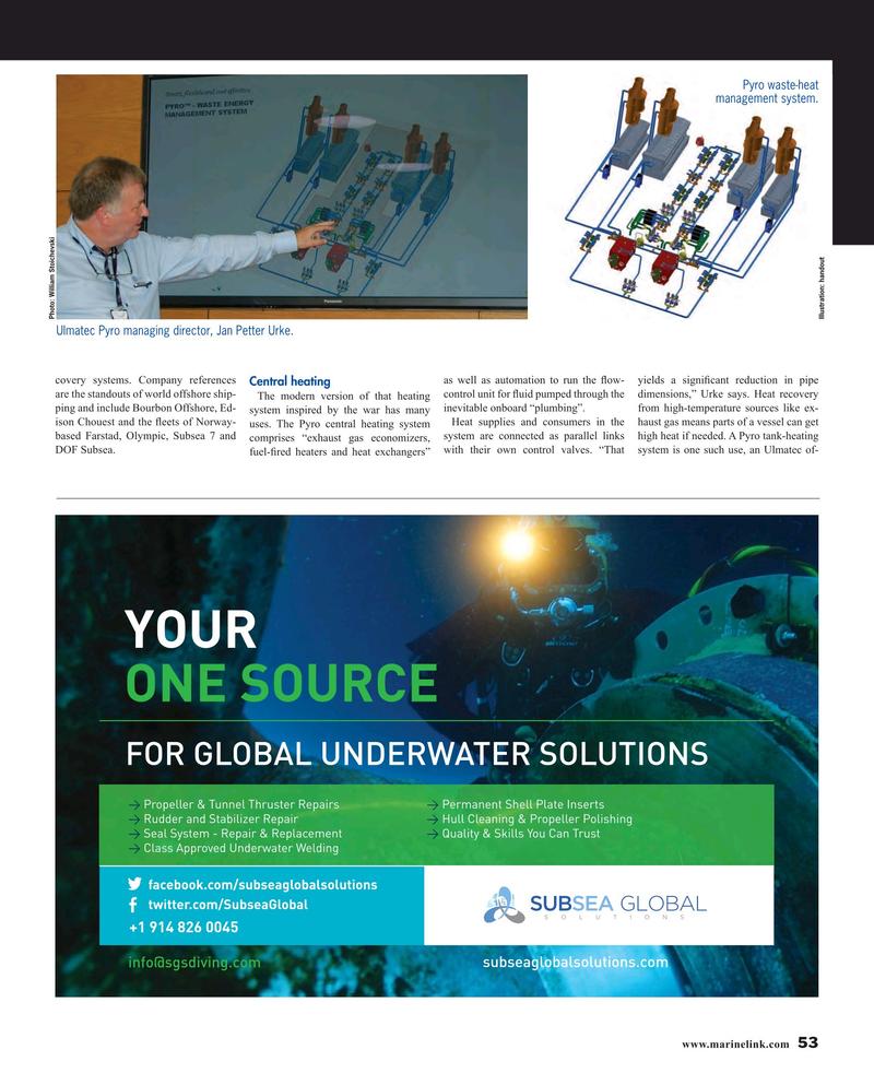 Maritime Reporter Magazine, page 53,  Apr 2016