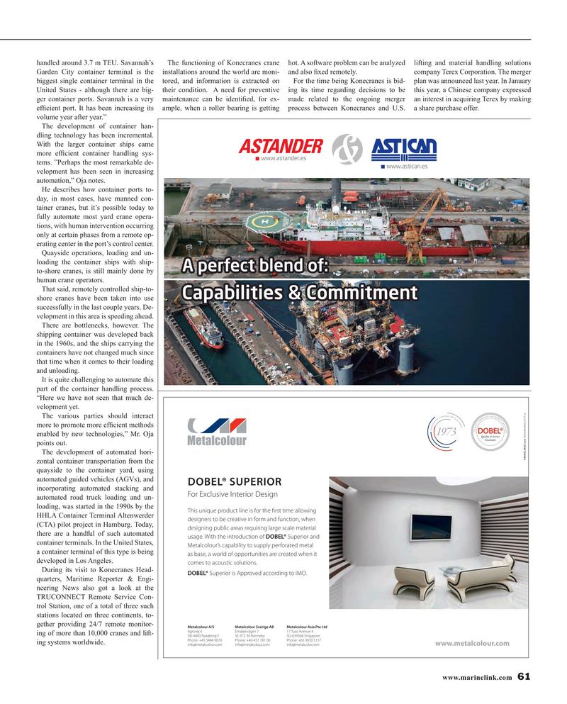 Maritime Reporter Magazine, page 61,  Apr 2016