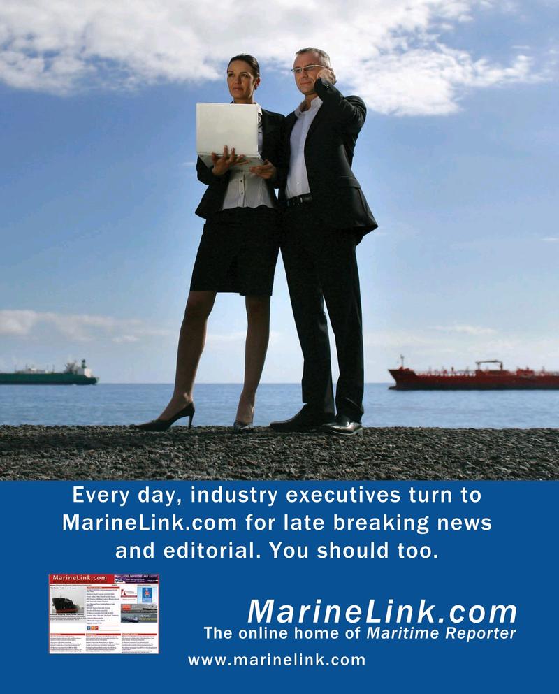 Maritime Reporter Magazine, page 57,  Jul 2016