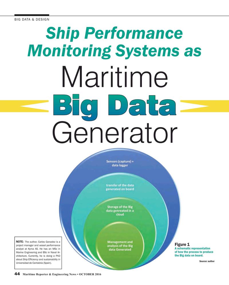 Maritime Reporter Magazine, page 44,  Oct 2016