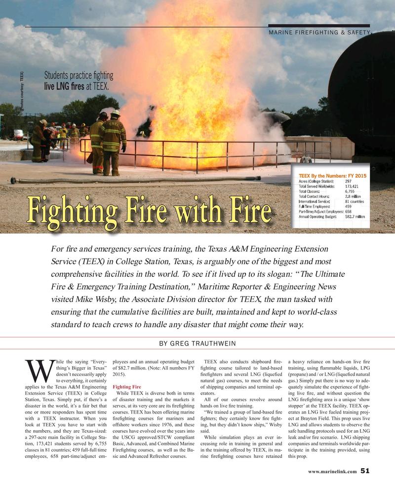Maritime Reporter Magazine, page 51,  Oct 2016