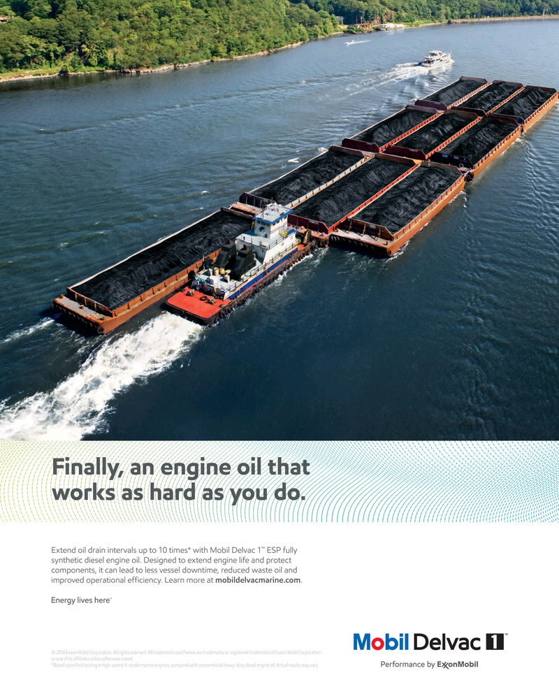 Maritime Reporter Magazine, page 5,  Oct 2016