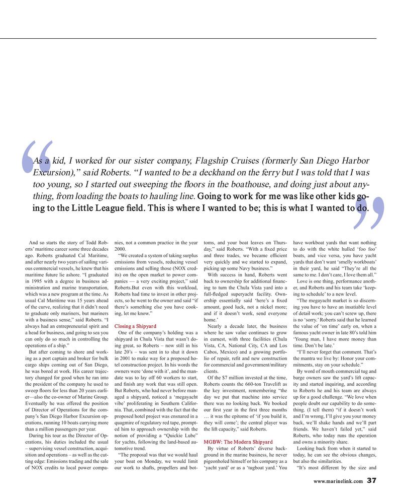 Maritime Reporter Magazine, page 37,  Jan 2017