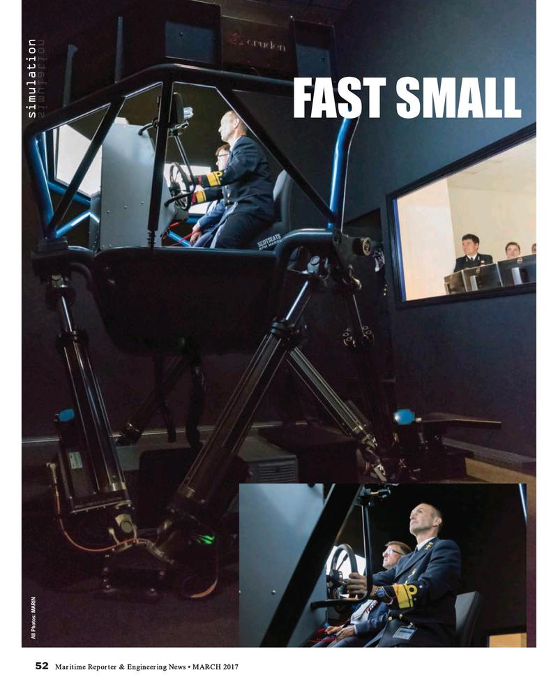 Maritime Reporter Magazine, page 52,  Mar 2017