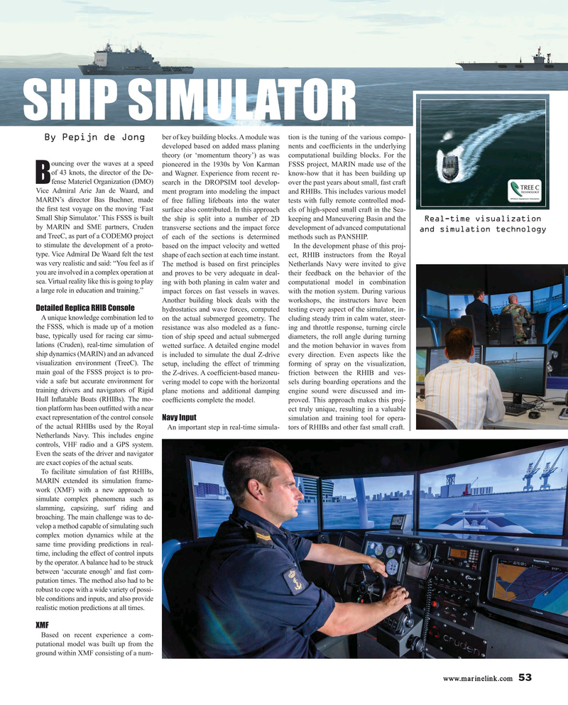 Maritime Reporter Magazine, page 53,  Mar 2017