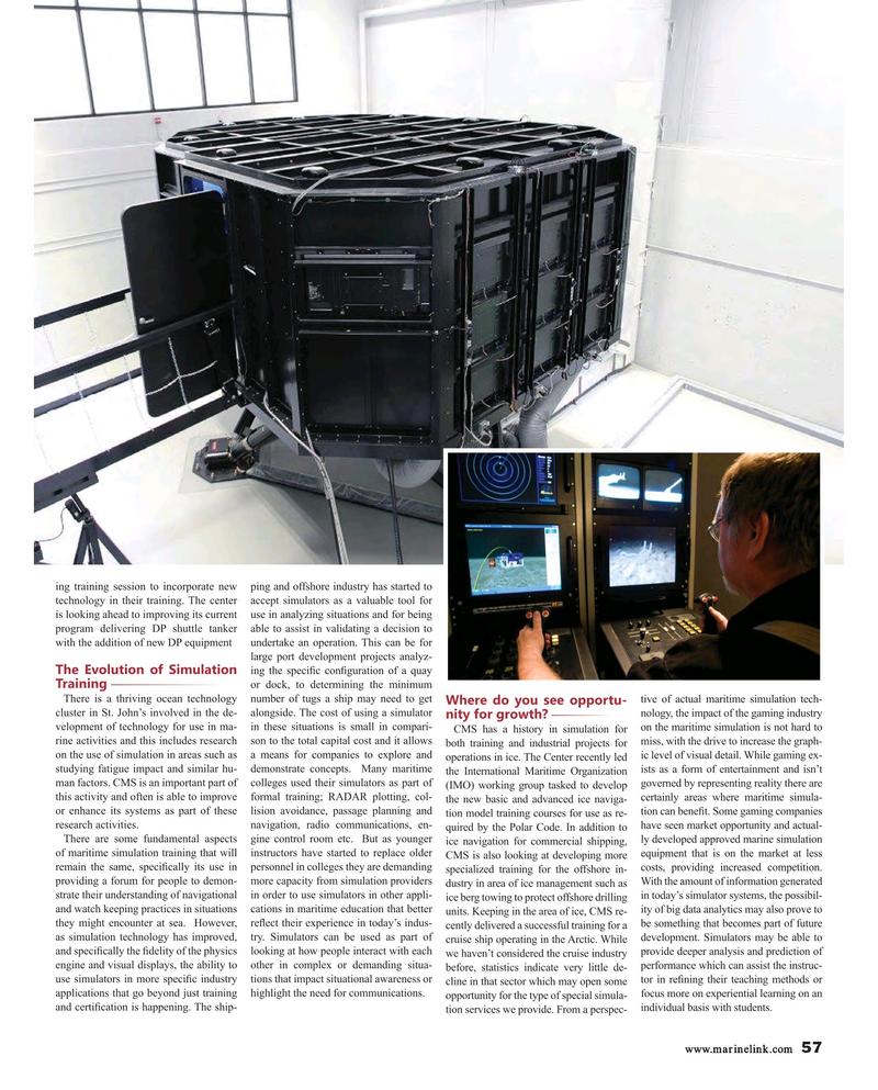 Maritime Reporter Magazine, page 57,  Mar 2017