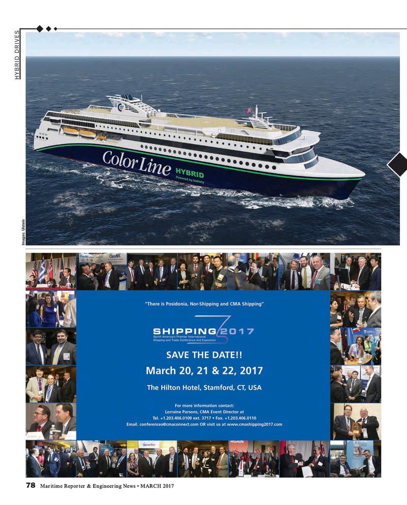 Maritime Reporter Magazine, page 78,  Mar 2017