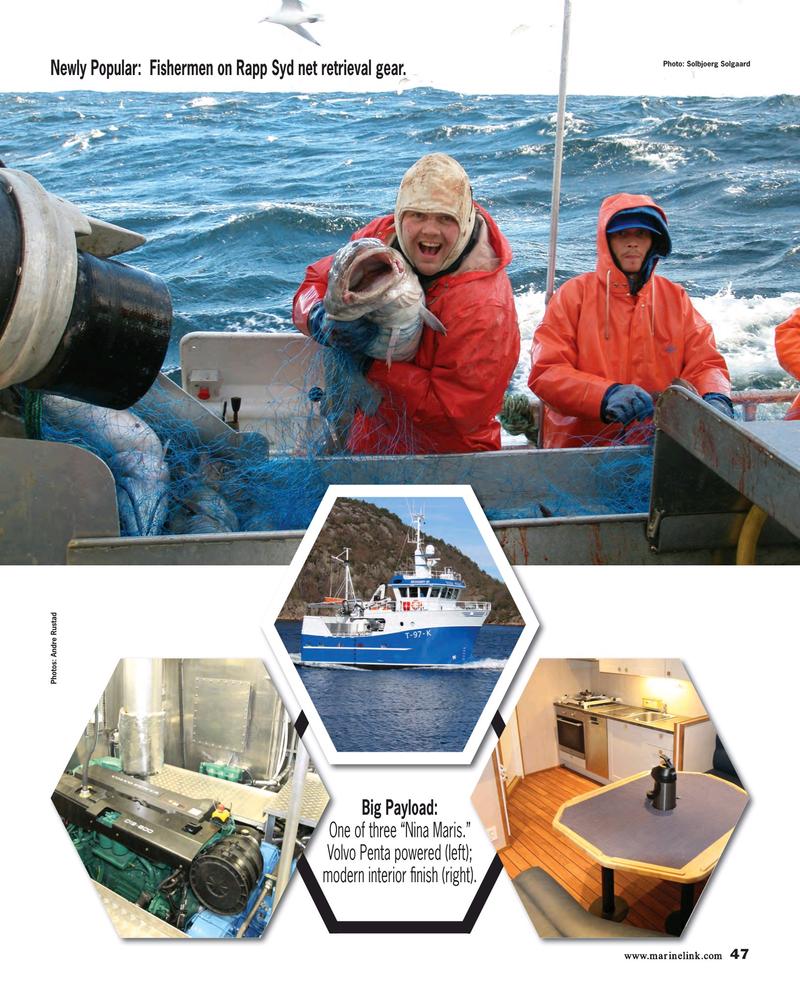 Maritime Reporter Magazine, page 47,  Jul 2017