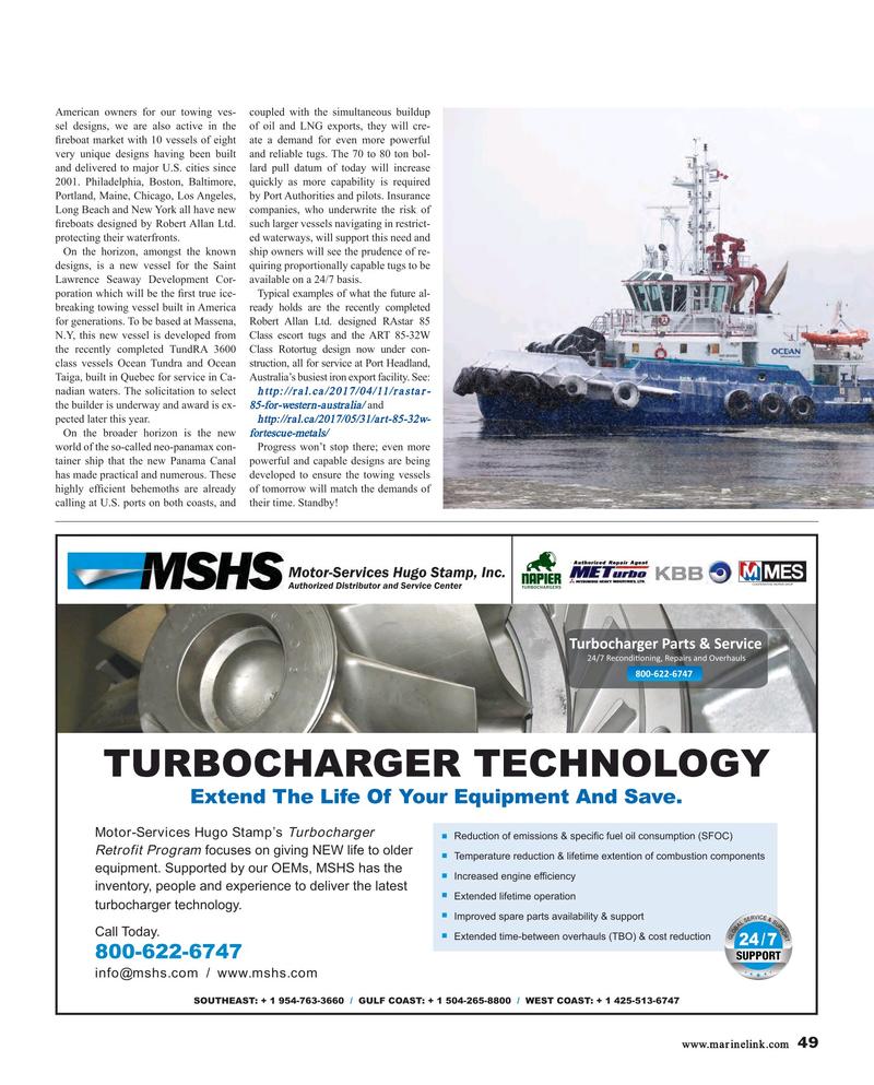 48 Maritime Reporter Magazine Page 49