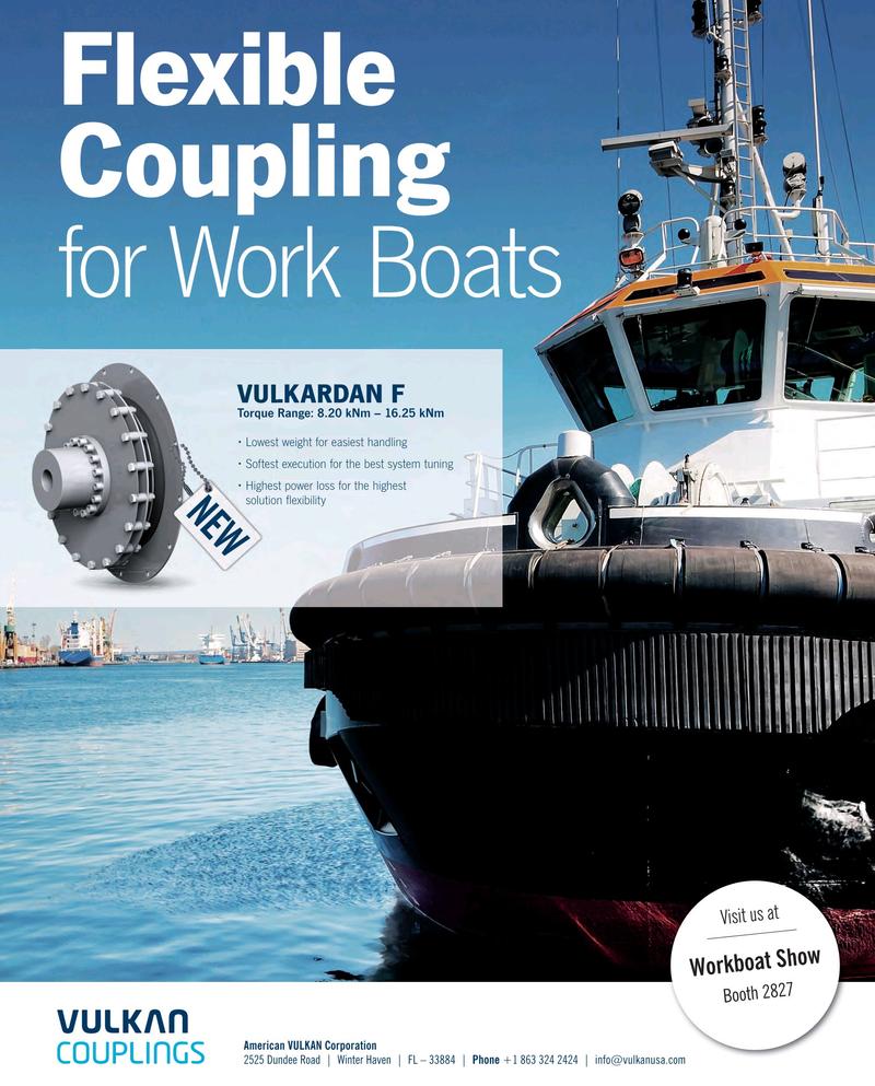 Maritime Reporter Magazine, page 9,  Nov 2017