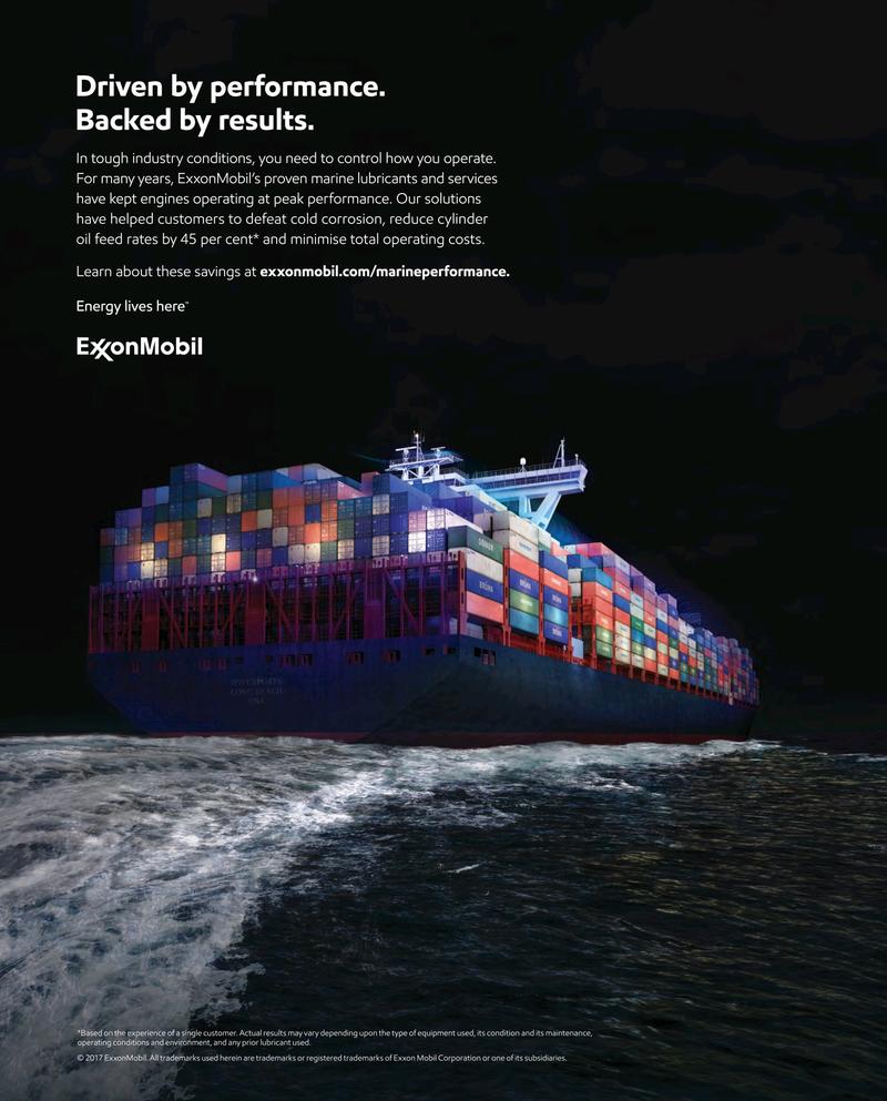 Maritime Reporter Magazine, page 23,  Nov 2017