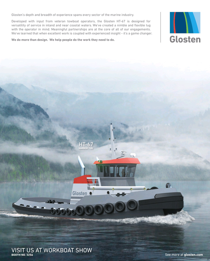 Maritime Reporter Magazine, page 1,  Nov 2017