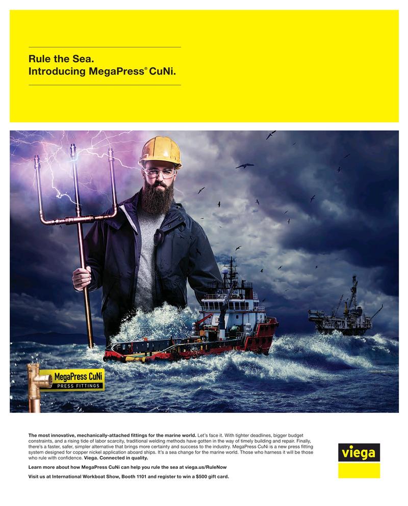 Maritime Reporter Magazine, page 65,  Nov 2017