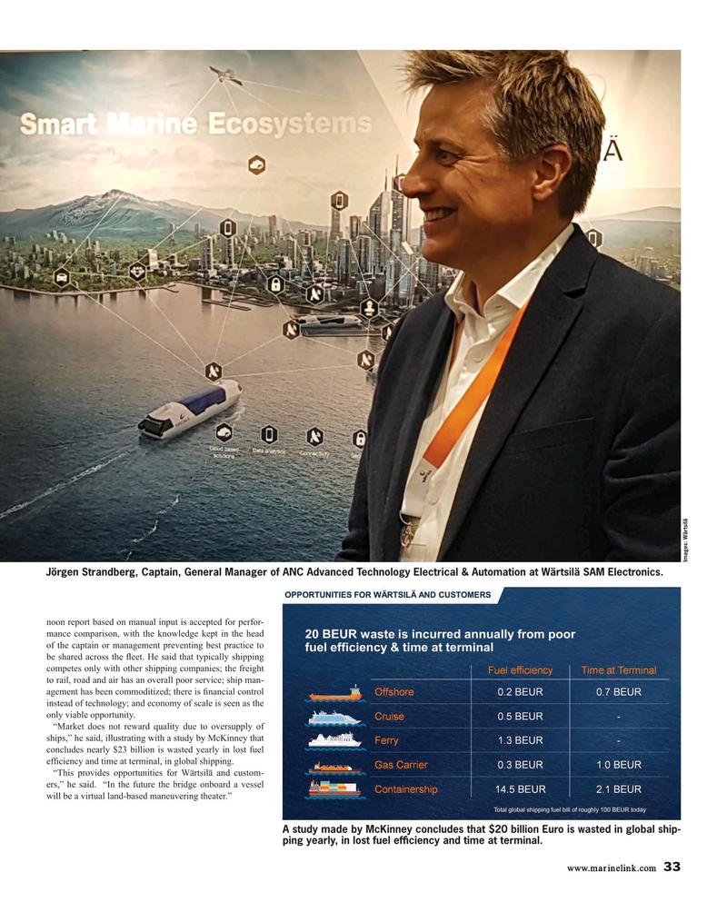 Maritime Reporter Magazine, page 33,  Jul 2018