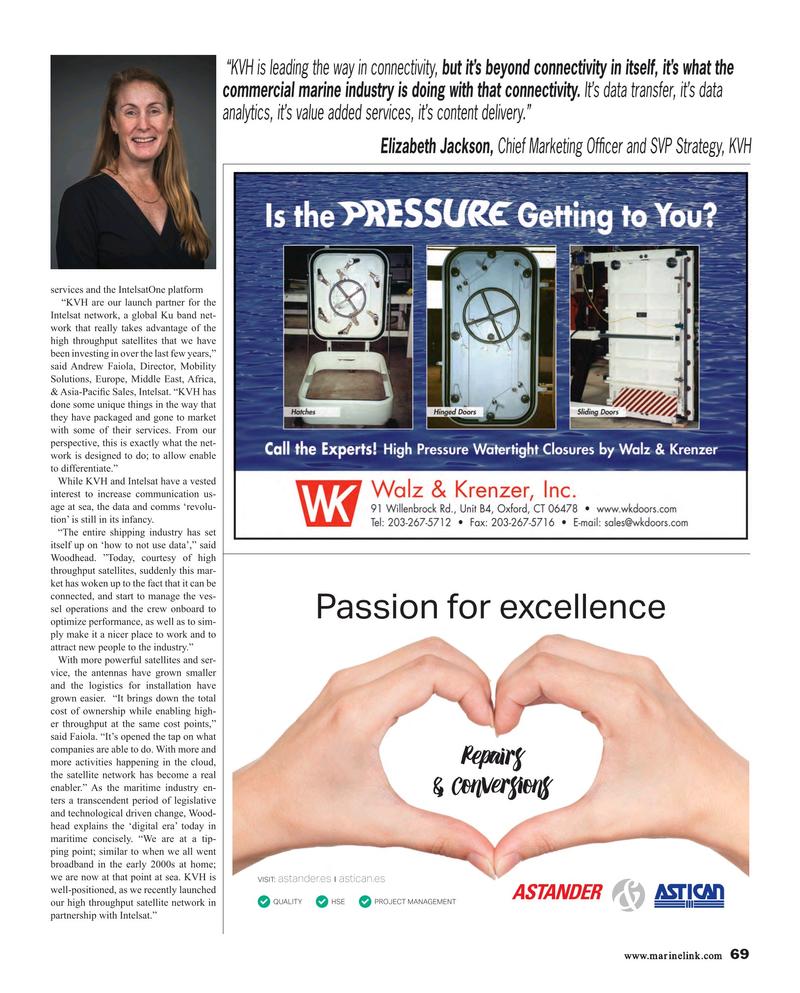 Maritime Reporter Magazine, page 69,  Aug 2018