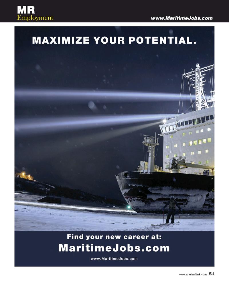 Maritime Reporter Magazine, page 51,  Dec 2018