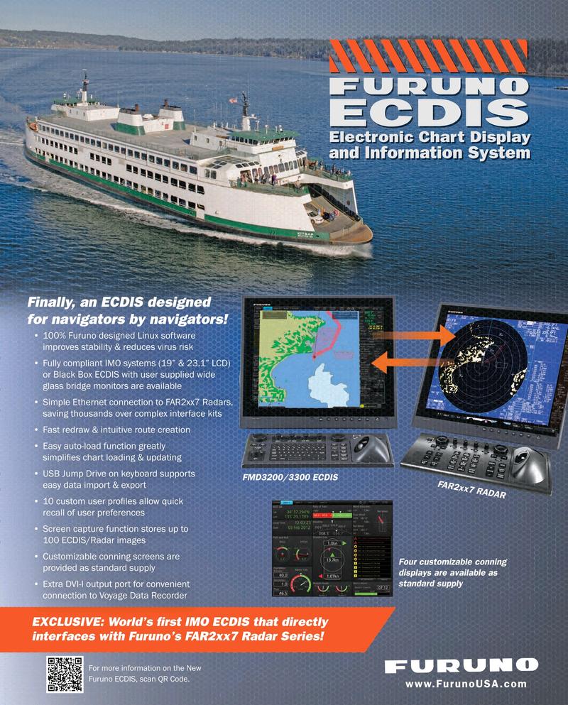 Maritime Reporter Magazine, page 7,  Jan 2019